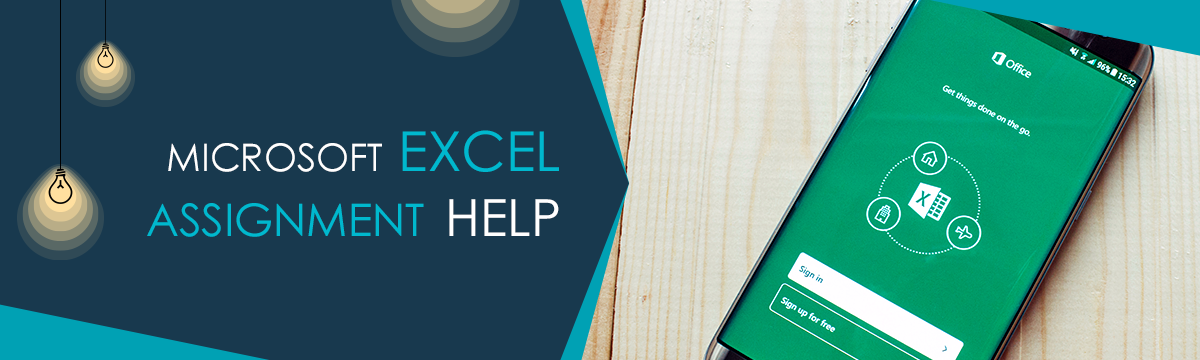 Microsoft Excel Assignment Help